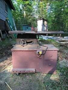 Beaver/rockwell table saw