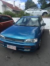 1997 Subaru Impreza Hatchback Southport Gold Coast City Preview