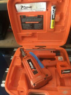 Paslode Nail (framing) Gun for HIRE -  Western Suburbs Melbourne