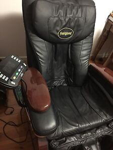 Leather Massage chair Kew East Boroondara Area Preview