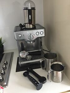 Breville coffee machine Wolli Creek Rockdale Area Preview