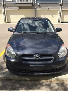 2008 Hyundai Accent as is