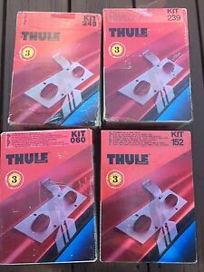 Thule Fit Kits. assorted