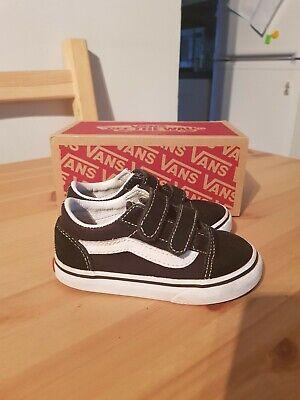 Vans - Infant Size 7