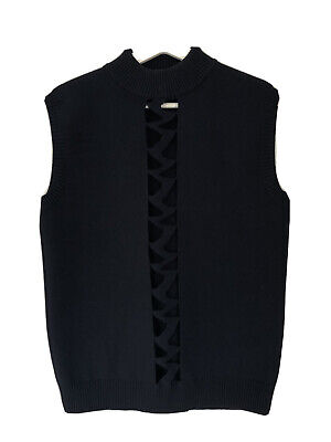 J W Anderson Knitted Sleeveless Jumper