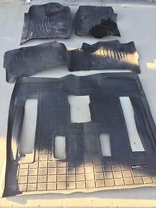 Cadillac Weather Tech Floor Mats