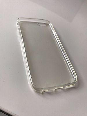 iphone 6  6S cover etui case coque TRANSPARENT TPU Silicone Apple Iphone