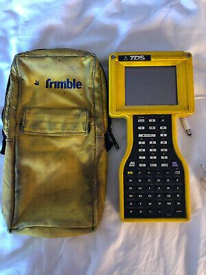 Trimble Tds Ranger 200c Land Surveying Data Collector Color