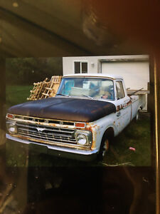 Ford F100 1966 twinBeam long box