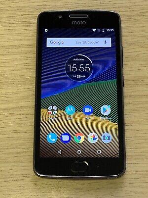 Motorola Moto G 5th Generation - 16GB - Lunar Grey (Unlocked)