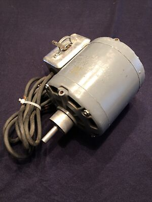 Marathon Electric 13 Hp Motor Single Phase 115 V 1725 Rpm Cord And Switch
