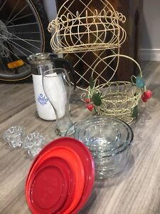 Baskets Household Items
