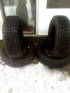 4 winter tires