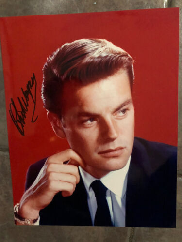 Robert Wagner Signed In Person Autographed Photo 8 X 10 - $22.00