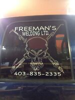Looking for part time welding jobs