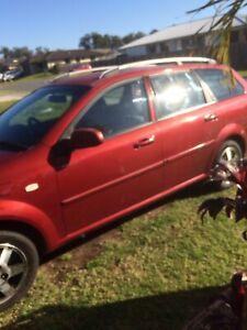 2007 Holden Vivi wagon for sale $1500 negotiable