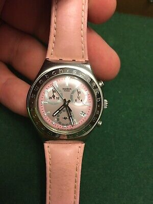 Swatch Chronograph Ladies Watch