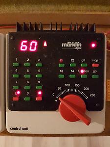 Reparatur zum Festpreis Märklin Control Unit 6021 Fixing for firm price