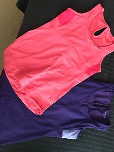 Ladies Activewear Tops, Size Medium