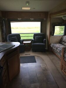 2007 Jayflight 28.5ft fifth wheel