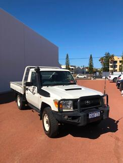 2009 Toyota LandCruiser workmate Fremantle Fremantle Area Preview