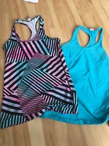Ivivva tank tops - $15 each
