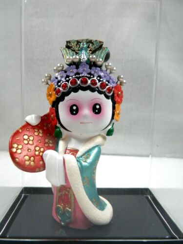 Sichuan Chengdu Oriental Handicraft Factory, Wang Zhaojun, Opera Figure