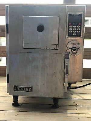 Autofry Ventless Fryer Mti-10x Deep Fryer