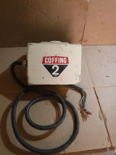COFFING HOIST 1-SP MT-TROLLEY CONTROL PANEL WIRING DIAGRAM