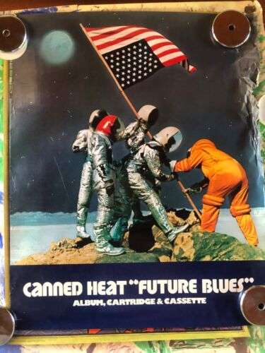 Music Poster - Canned Heat