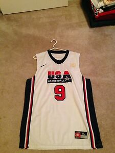 Jordan Olympic jersey