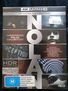 Christopher Nolan 4K Collection Bray Park Pine Rivers Area Preview