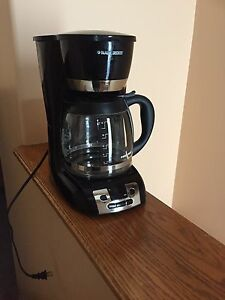 Coffee makers 12 cups still new