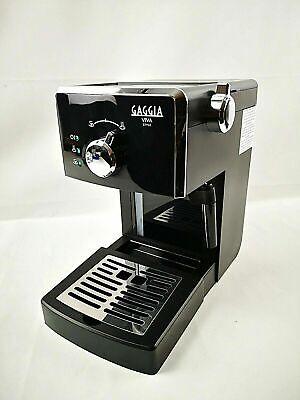 Gaggia Viva Style Kaffeemaschine RI8433/11 👉👍💁/GS