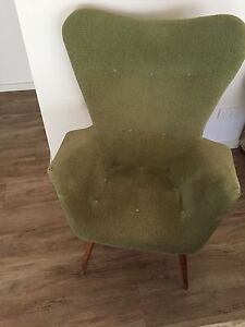 Green 1960's Armchair North Bendigo Bendigo City Preview
