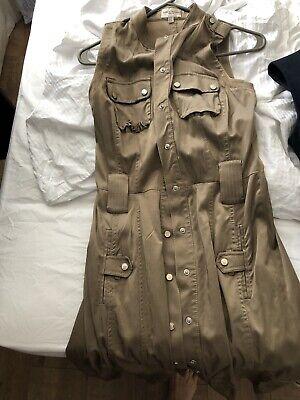 Karen Millen Safari Dress Size 10