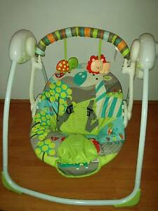 Baby swing Rocker, Baby Walker Hornsby Hornsby Area Preview
