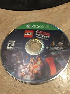 Xbox One Game: The LEGO Movie Video Game