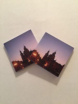 Sticky Note Pads Prague Set Of 100 Praha Czech Republic Souvenir 3 X 3 Inches
