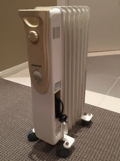 Omega Oil Column Heater 7 fins