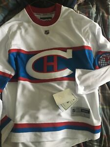 New Montreal Canadiens Jersey