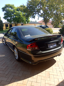 FORD FALCON XR6 BF MK11.  LOW KMS!!! Canning Vale Canning Area Preview