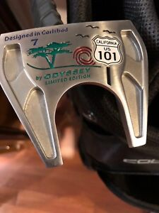 Limited Edition Odyssey Highway 101 Putter.