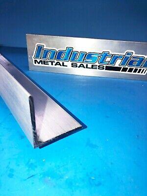 2 X 2 X 12 Long X 18 Thick 6063 T52 Aluminum Angle-2 Angle