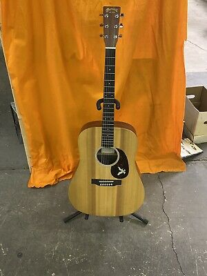 Martin Custom X Series Mexico Right-Handed 6-String Acoustic Electric Guitar