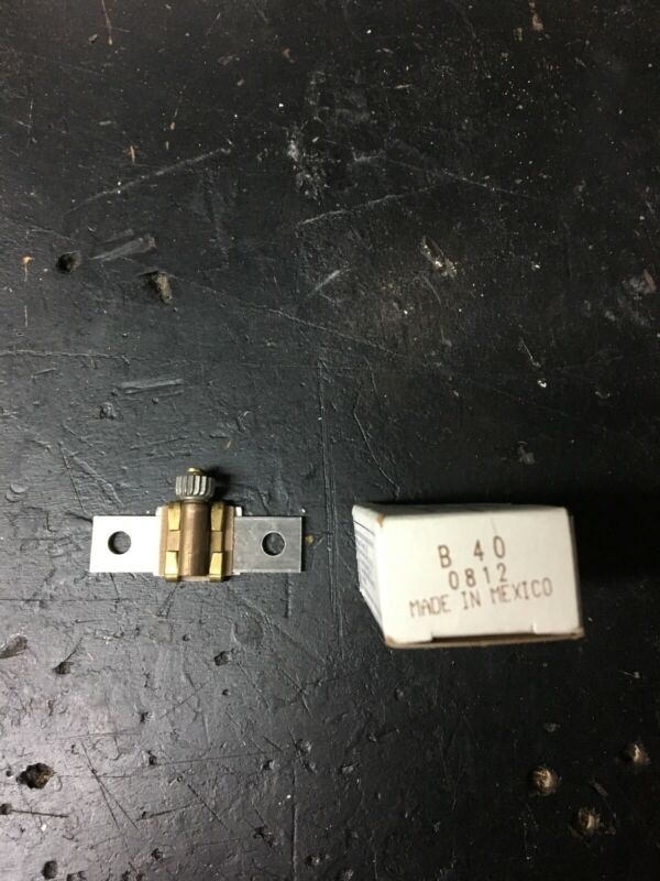 NEW Square D thermal overload relay heater element unit  B40