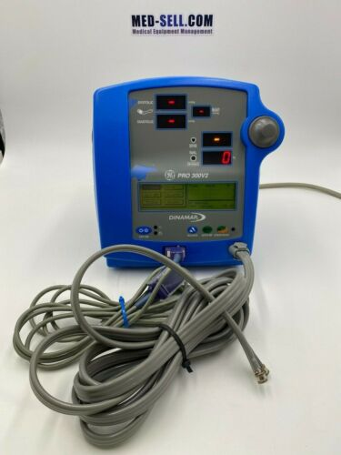 GE Healthcare Dinamap Pro 300V2 Vital Signs Monitor
