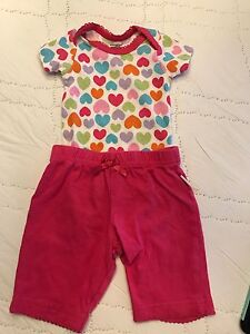Baby Girl NB Outfit