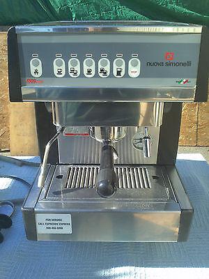 Nuova Simonelli Mac2000V 1 Group Espresso Machine