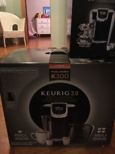 New Keurig and Carousel